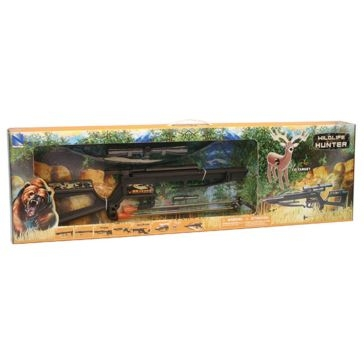 New Ray Toys USA Hunting Cross Bow Inflatable Target