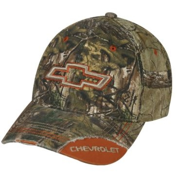 Outdoor Cap Chevy Realtree Xtra Camo Hat GEN09A