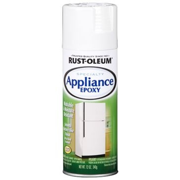 Rust-Oleum Specialty Appliance Epoxy Spray Paint - White