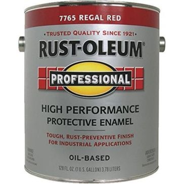 Rust-Oleum Professional High Performance Enamel Paint 128oz (Gallon)
