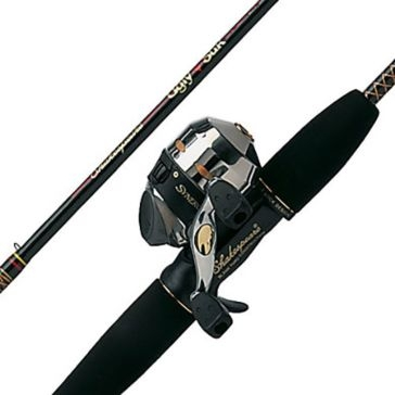Shakespeare Ugly Stik Spincast Rod/Reel Combo
