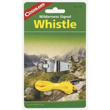 Coghlans Wilderness Signal Whistle 7735