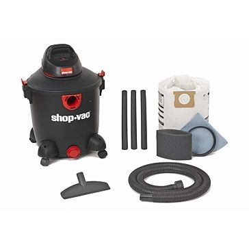 Shop-Vac 5.0HP 12 Gallon Wet/Dry Vacuum