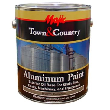 Majic Town & Country Aluminum Paint