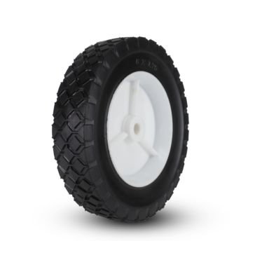 Plastic Wheel Diamond 8 x 1 ¾