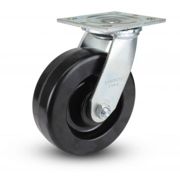 Phenolic Swivel Caster 6 x 2
