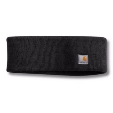 Carhartt Womens Acrylic Headband - Black