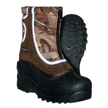 Itasca Kids Camo Reflective Snow Stomper Boots