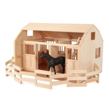 Maxim Enterprises Grand Stable Barn Toy 81017