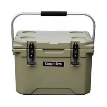 Camp-Zero 20L Beige Hard-Sided Cooler DHP-C20-B