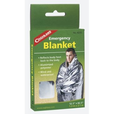Coghlans Emergency Blanket 8235