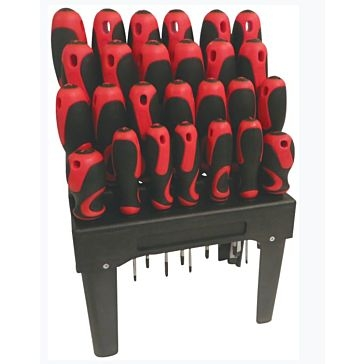 King 26 PC. Screwdriver Set