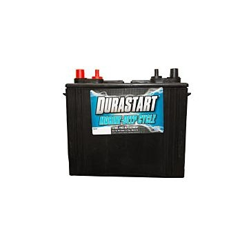 Dura-Start Deep Cycle Marine-RV 12V Battery 400CCA