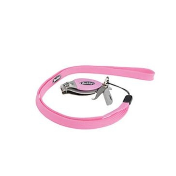 Berkley Stainless Steel Line Clippers Pink