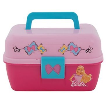 Shakespeare Barbie Youth Play/Tackle Box