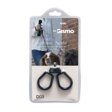 Dog Gone Smart Gismo Dual Leash Holder