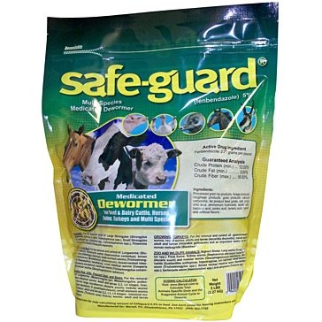Safeguard Multi Species Wormer 044739