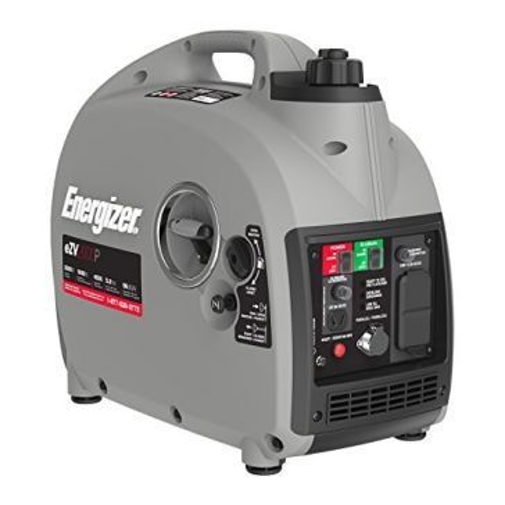 Energizer 2000W Inverter Generator EZV2000P