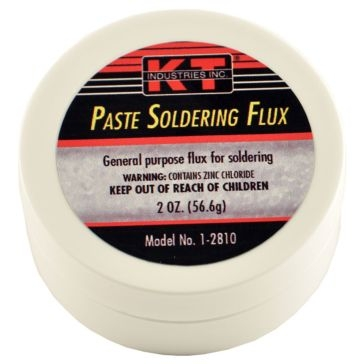 K-T Industries Paste Soldering Flux - 2 oz