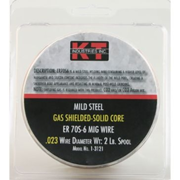 K-T Industries 70S-6 .023 Mig Wire 1-3135 - 2lb