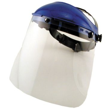 K-T Industries Clear Face Shield Rachet Style 4-2470