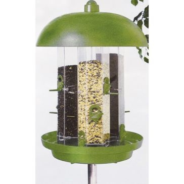 North States Super Feeder with 6-Foot Aluminum Pole