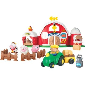 Keenway My Little Farm Playset 30832