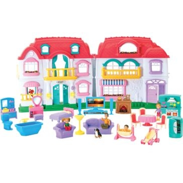 Keenway Home Sweet Home Playset 22002