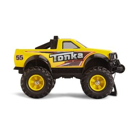 Tonka Classics Steel 4x4 Pickup Truck 92013