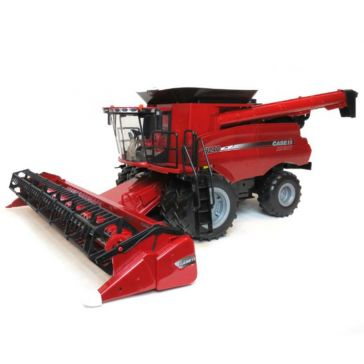Big Farm 1:16 Case IH 8240 Combine with Grain Head