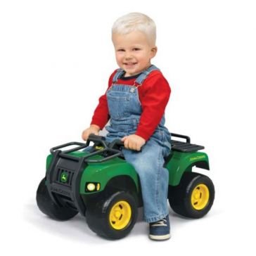 John Deere Sit N Scoot Activity ATV
