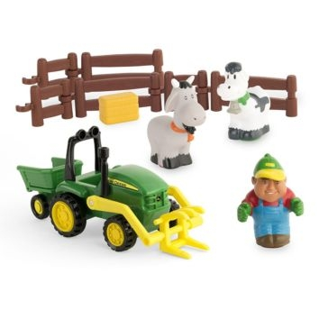 Tomy John Deere Load Up Playset 43068A2
