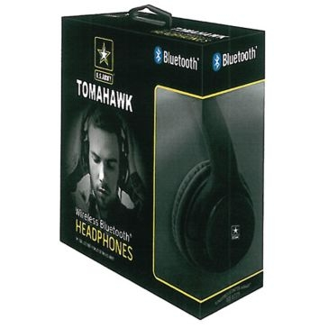 U.S. Army Tomahawk Wireless Bluetooth Headphones