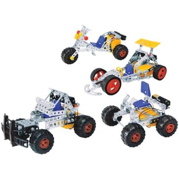 Group Sales Constructors Motorized 4-in-1 Set