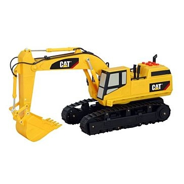 Toy State CAT Massive Machine Excavator