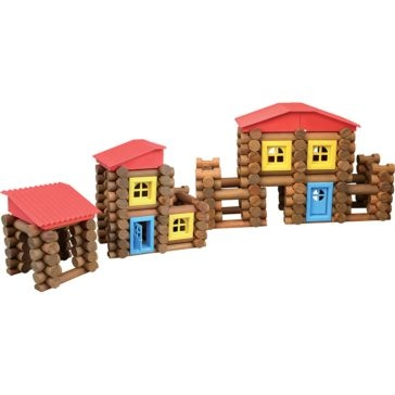 Maxim 270-Piece Tumble Tree Timbers Set 53020