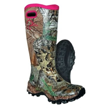 Itasca Womens DU Illusion Realtree-Xtra Boots
