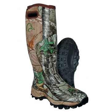 Itasca Mens DU Illusion Realtree-Xtra Boots