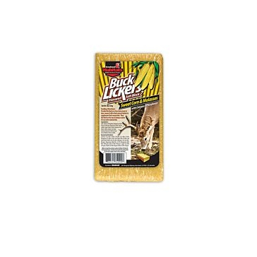 Evolved Habitats Buck Lickers Sweet Corn & Molasses Mineral Block 4lb