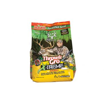 Evolved Harvest Throw & Gro X-Treme Radish