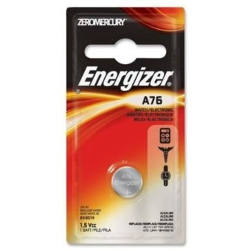 Energizer A76 Coin Battery