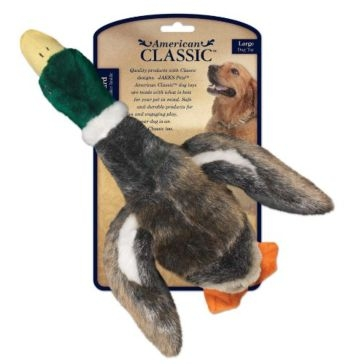 American Classic Mallard Dog Plush Toy