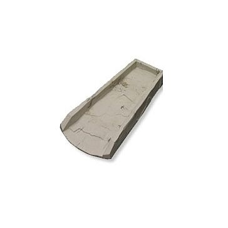 Amerimax Plastic Gutter Downspout Splash Block Stone