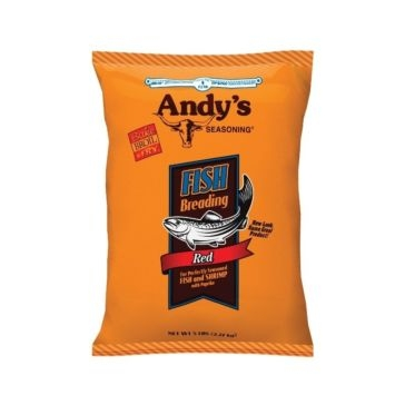 Andy's Red Fish Breading 5lb Bag  50097