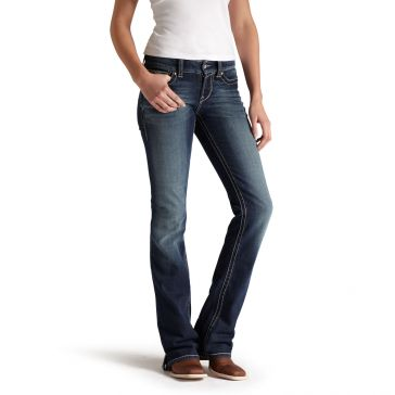 Ariat Womens R.E.A.L Riding Jeans 10011683