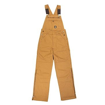 Berne Men's Original Unlined Duck Bib Overall