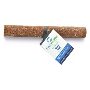 Barkworthies Beef Sausage Treat 6""