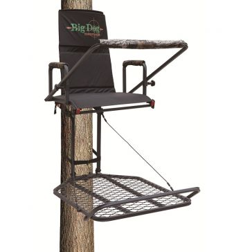 Big Dog Retriever Fixed Position Tree Stand