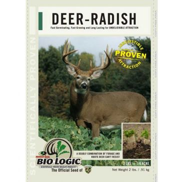 BioLogic Deer Radish Food Plot 2lb Bag
