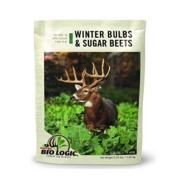 BioLogic Winter Bulbs and Sugar Beets Food Plot 2.25lbs